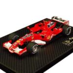 TAMEO 組済 完成品 1/43 フェラーリ 248 F1 M.シューマッハ