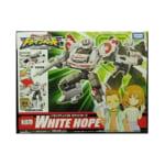 トミカ ハイパーレスキュー ドライブヘッド 03 ホワイトホープ