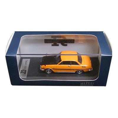 ポストホビー 1/43 いすゞ ベレット GT typeR (PR91W) メープルオレンジ