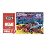 292605限定 トミカ マーベルチューン Ltd.2.0 バレットショット2000 スパイダーマン コミックエディション