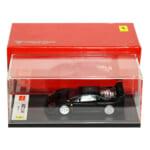 MAKE UP アイドロン 1/43 フェラーリ F40 LM テストカー マットブラック