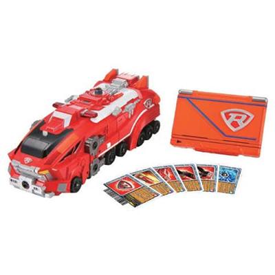 トミカヒーローレスキューフォース レスキュービークルシリーズ DXレスキューストライカー&レスキューコマンダーセット