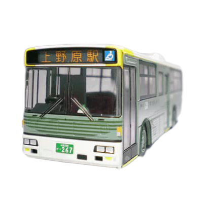 ONEMILE 1/80 HO 富士急行 一般路線バス 上野原駅 / 8369