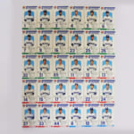 293085プロ野球 ゲーム カード 55年度 横浜大洋ホエールズ 全30枚