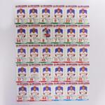 293093プロ野球 ゲーム カード 55年度 広島東洋カープ 全30枚