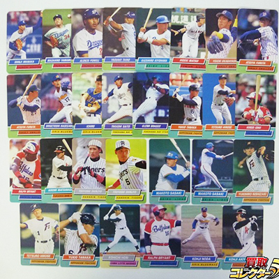 東京スナック プロ野球 カード 1995 まとめ