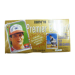 BBM '91 Premier Edition OFFICIAL COMPLETE SET 399 CARDS