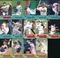 カルビー プロ野球 カード 1995年 清原 古田 他