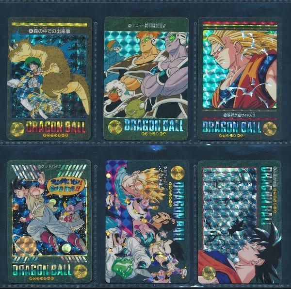ドラゴンボールカードダス ビジュアルアドベンチャー 7