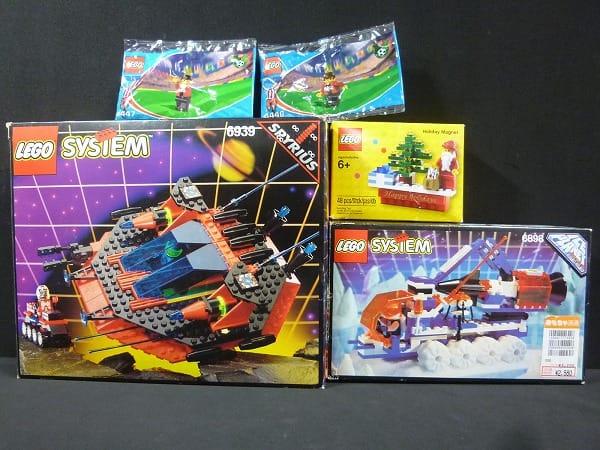 LEGO SYSTEM ホリディ・マグネット アイスプラネット 他