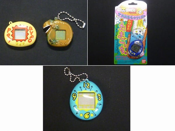 たまごっち ぎゃおッPi 恐竜キッズ / 携帯ペット_2