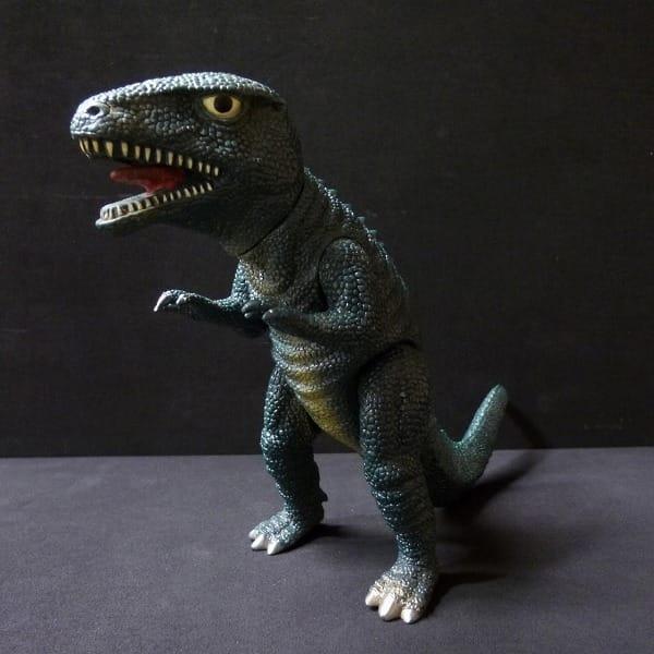 バンダイ 原始怪獣 ゴロザウルス 1993 ソフビ /ゴジラ