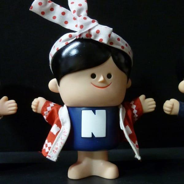 ナショナル坊や 非売品 ソフビ 貯金箱 復刻版_3