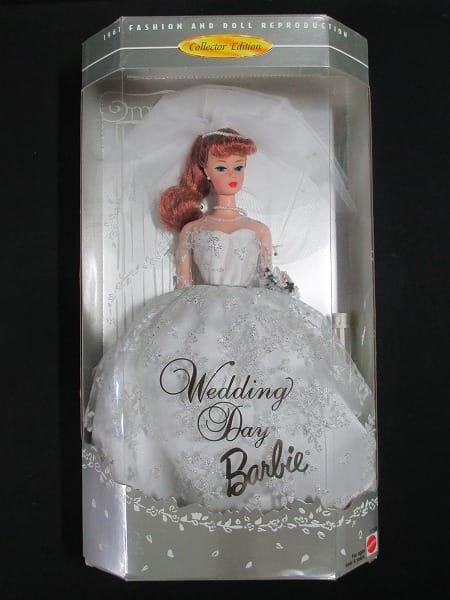 マテル バービー Wedding Day Collecter Edition 17120