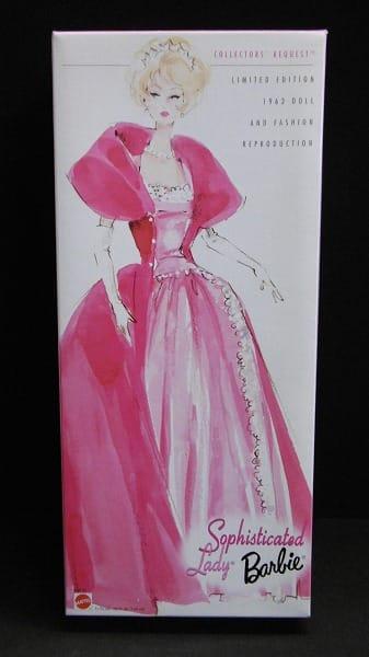 バービー ヴィンテージ 1963 Sophisticated Lady 復刻版