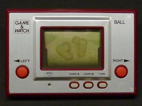 任天堂 ゲームウォッチ AC-01 ボール BALL 当時