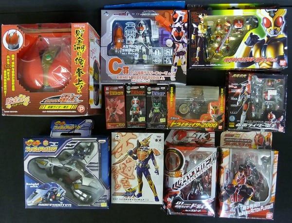 仮面ライダー フィギュア ドライブ 鎧武 龍騎 フォーゼ