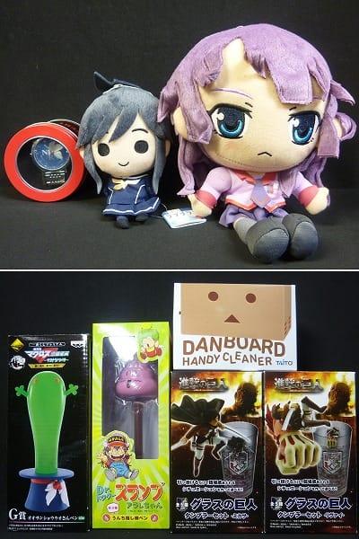 アニメグッズ 化物語 シュタゲ ダンボー ガルパン他_2