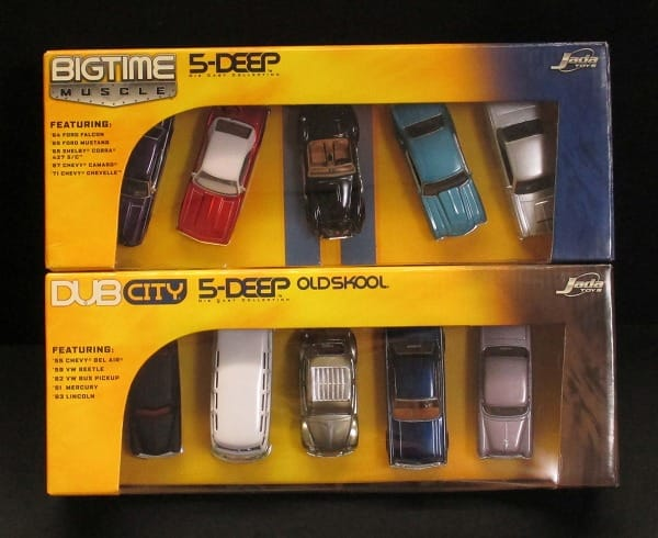 Jada TOYS 1/64 5DEEP BIG TIME MUSCLE '63 Lincolin 他