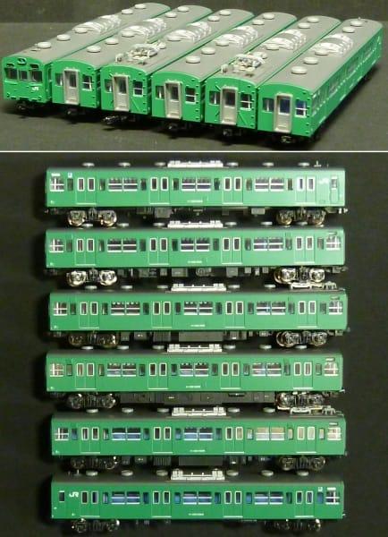 マイクロエース Nゲージ 常磐線 冷房車 103系 1000番台_3