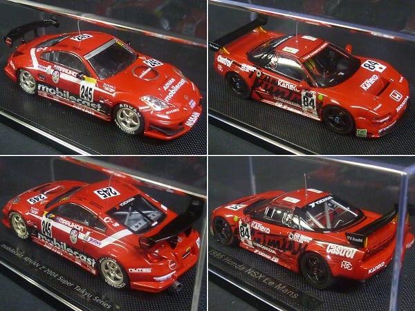エブロ 1/43 NSX Z ル・マン スーパー耐久 / レーシング_3