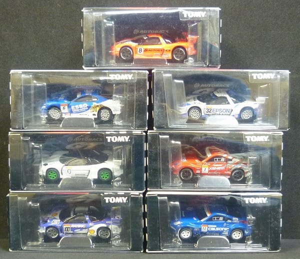 トミカリミテッド レーシングカー NSX Z スープラ_1