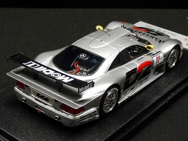 BBR EXECLUSIVE 1/43 メルセデス CLK GTR 1997 ミニカー_3