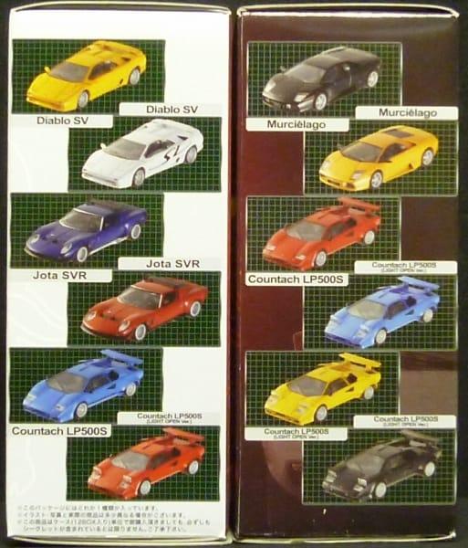 CM's 1/64 ランボルギーニ コレクション 1st ミニカー_3
