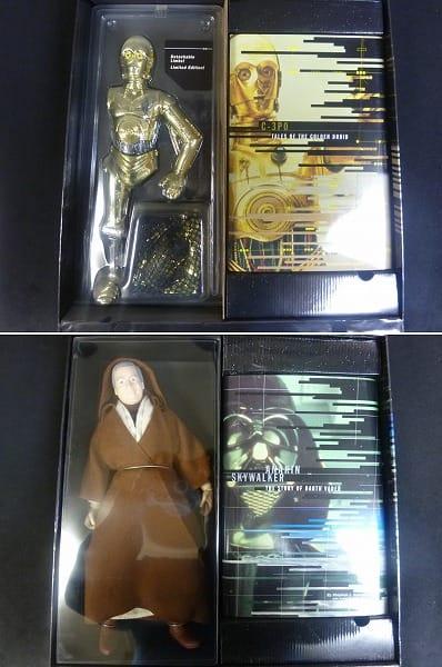 ケナー ハズブロ STARWARS アナキン C-3PO他 フィギュア_3