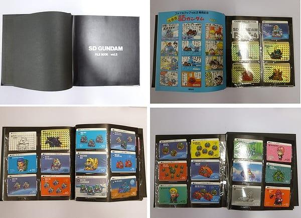 カードダス20 SDガンダム ファイルブック Vol.2 4~6弾_3