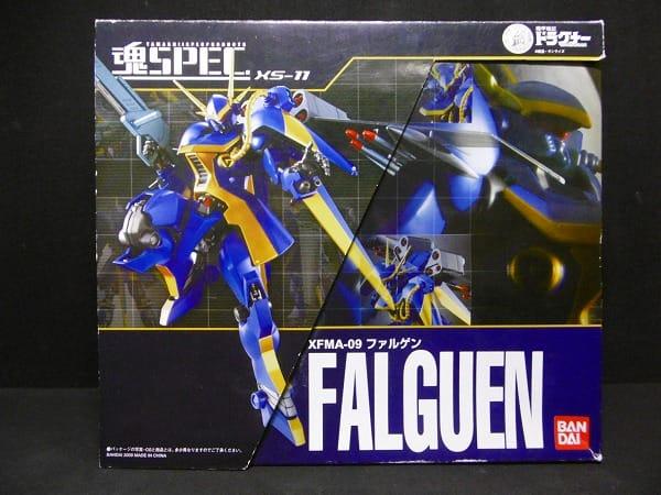 魂SPEC XFMA-09 ファルゲン 機甲戦記ドラグナー_1