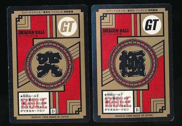 ドラゴンボールカードダス スーパーバトル GT 0102_3