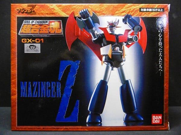 BANDAI 超合金魂 GX-01 マジンガーZ