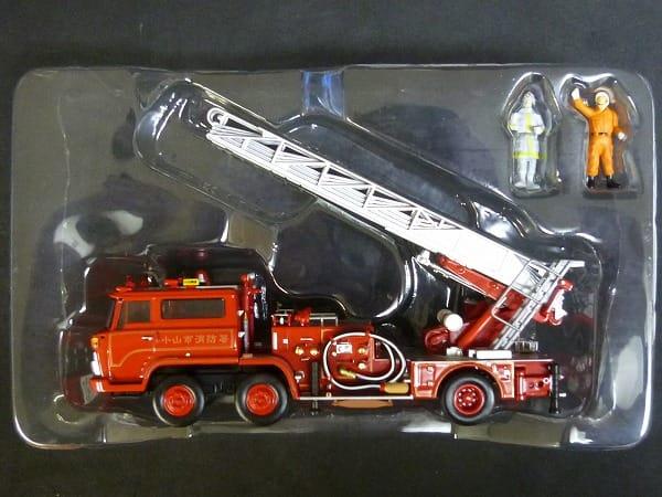 トミカ TLVN 日野TC343型 はしご付消防車 80年式 LV-N24_2