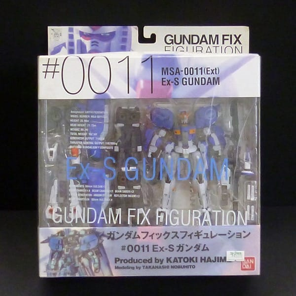 GUNDAM FIX FIGURATION #0011 Ex-Sガンダム
