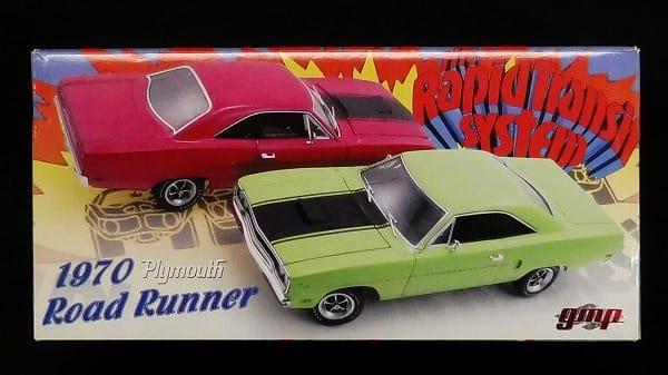 GMP 1/18 プリムス 1970 ロードランナー モデルカー