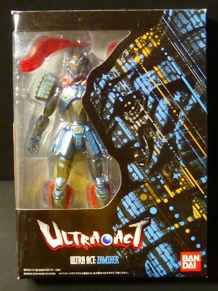 ULTRA-ACT 宇宙剣豪 ザムシャー ウルトラマンメビウス