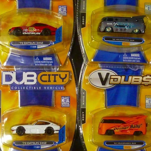 Jada TOYS DUBCITY VWバス キャデラック ダットサン 他_3
