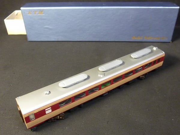 KTM 鉄道模型 HOゲージ キハ-8037 /車輌 カツミ キハ-80