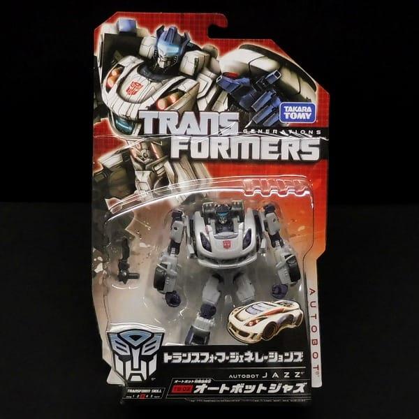TFジェネレーションズ TG-02 オートボット ジャズ