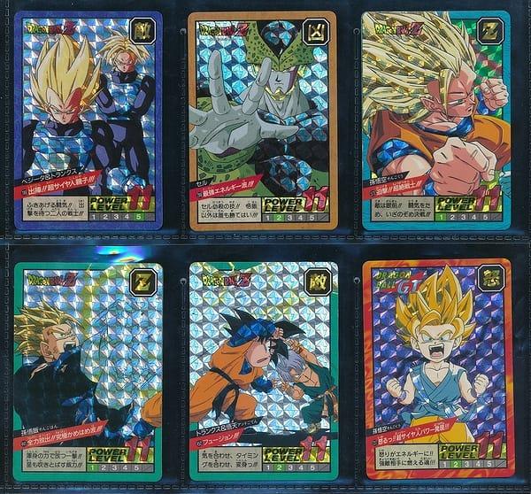 ドラゴンボール カードダススーパーバトル ダブルキラ 27