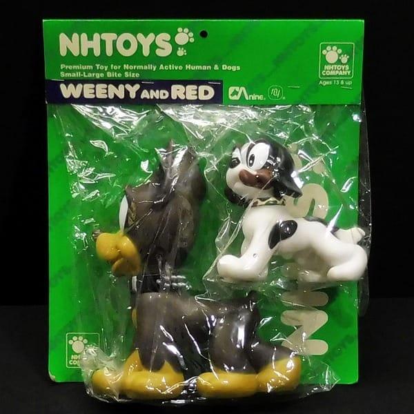 メディコム・トイ ネイバーフッド WEENY AND RED