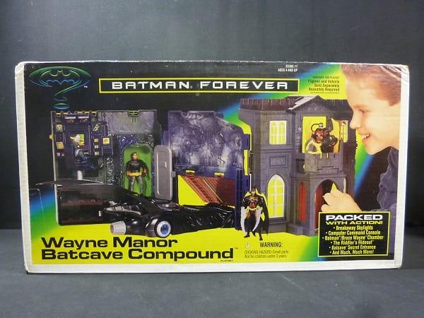 ケナー バットマン ブルース・ウェイン コンパウンド