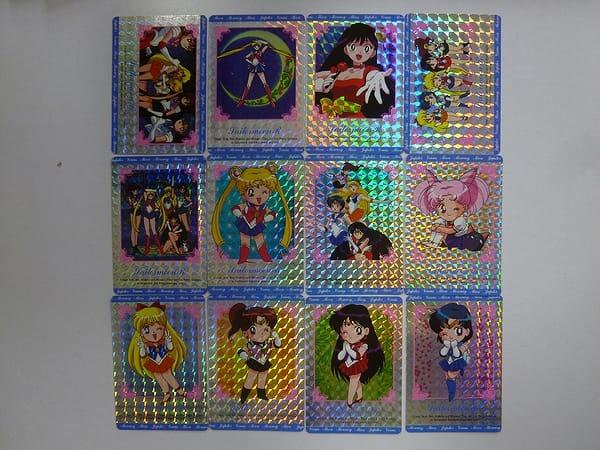 アマダ セーラームーンヒーローコレクション R キラ12枚