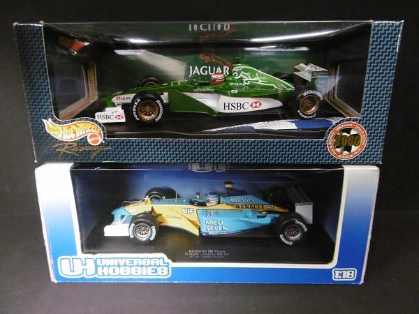 UH 他 F1 1/18 ルノー R202 ヤルノ トゥルーリ 2002年等