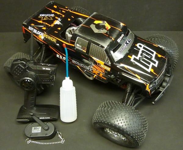 hpi 1/8 サベージXL 4WD モンスタートラック / ラジコン