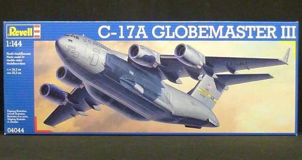 レベル 1/144 C-17A グローブマスター Ⅲ 軍用機