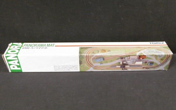 TOMIX パノラママット # 8191 鉄道模型 情景 / Nゲージ