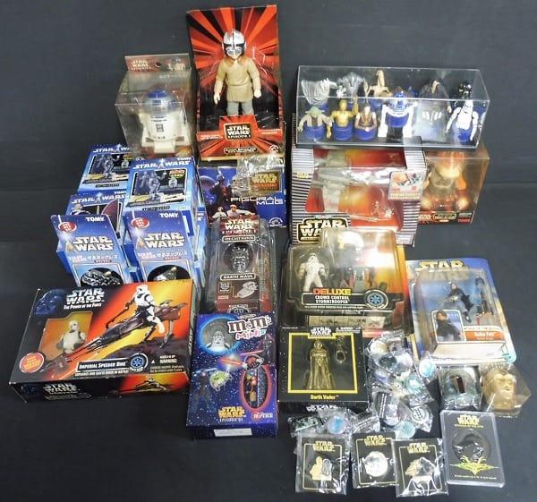 STARWARS フィギュア グッズ 色々 R2-D2 ベイダー