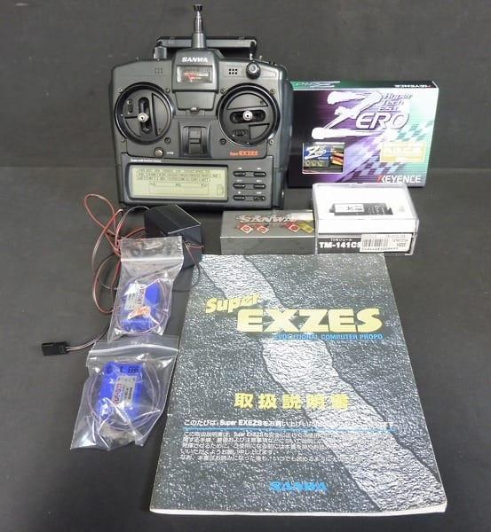 ラジコン プロポ 受信機 ESC 他 / 送信機 キーエンス